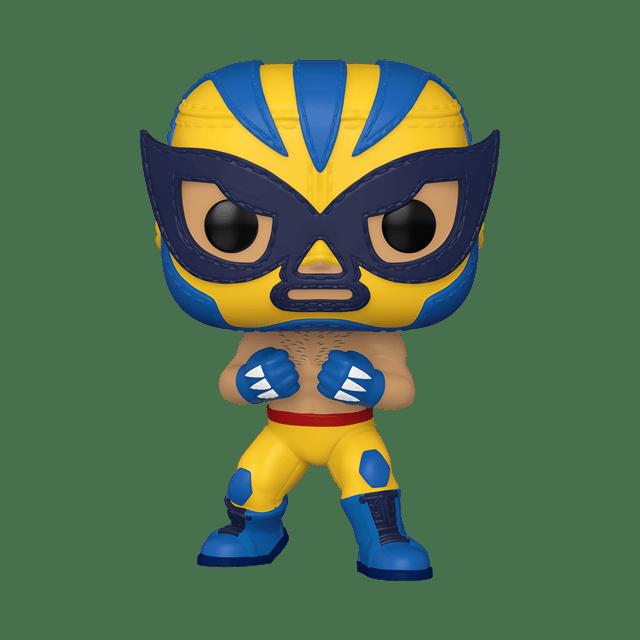 El Animal Indestructible: Wolverine (711): Lucha Libre: Marvel Pop Vinyl - 1