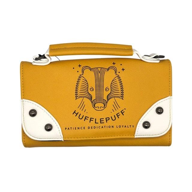 Bioworld Hufflepuff: Harry Potter Clutch Bag - 1