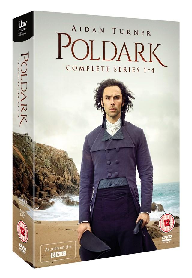 Poldark: Complete Series 1-4 - 2