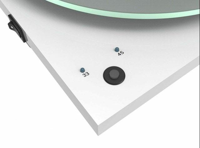 Pro-Ject T1 Phono SB White Turntable - 3