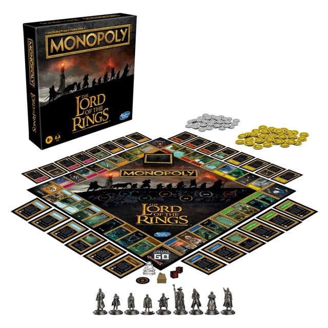 Monopoly: The Lord of the Rings Edition - 1
