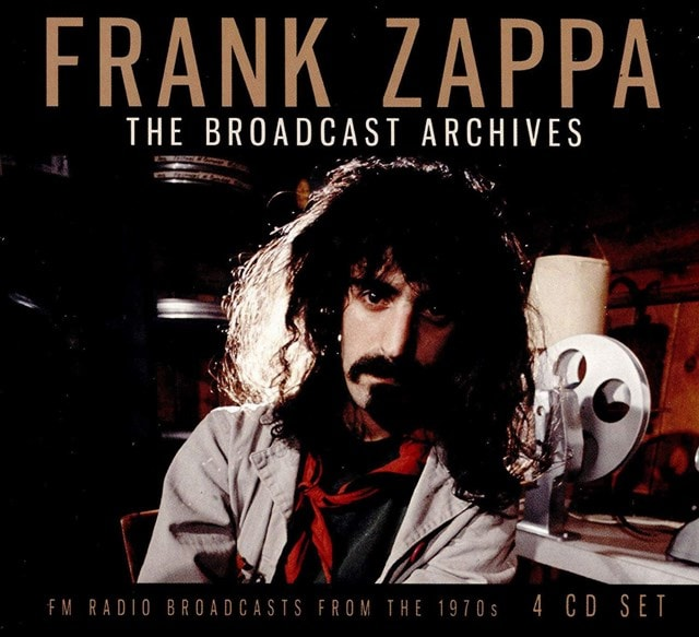 The Broadcast Archives: FM Radio Broadcasts from the 1970s - 1