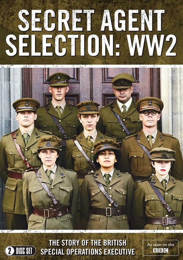 Secret Agent Selection: WW2 - 1