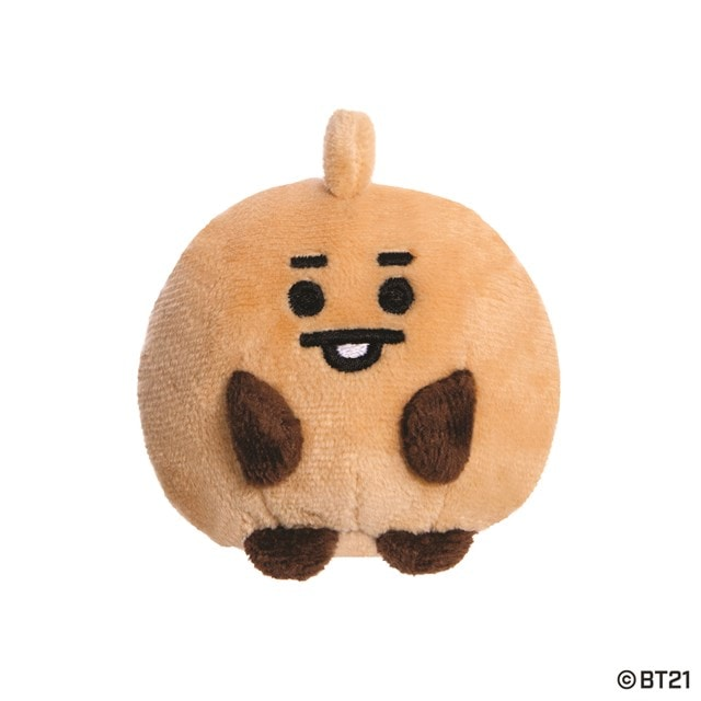Shooky Baby Pong Pong: BT21 Soft Toy - 1