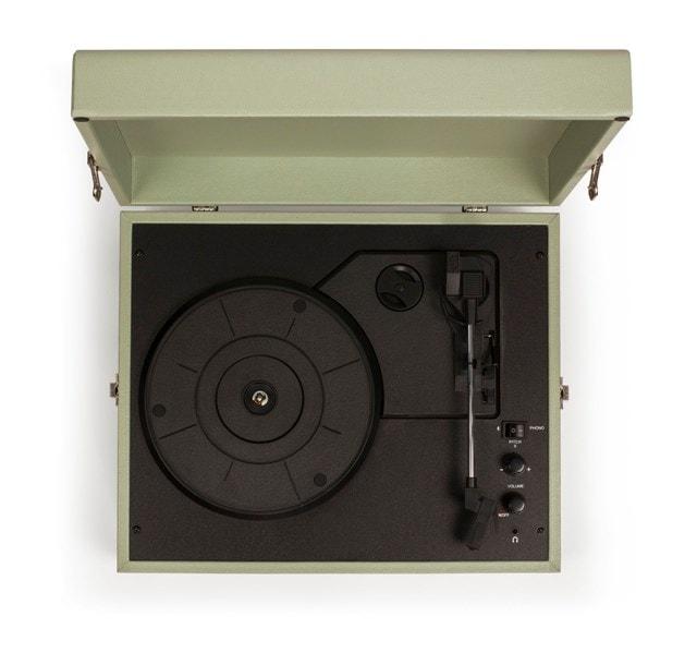 Crosley Voyager Sage Turntable - 6