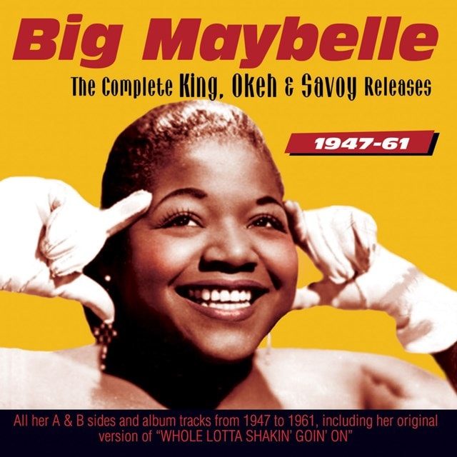 The Complete King, Okeh & Savoy Releases 1947-61 - 1