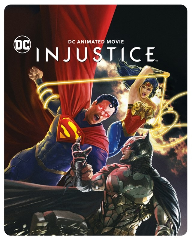 Injustice Limited Edition Steelbook - 2