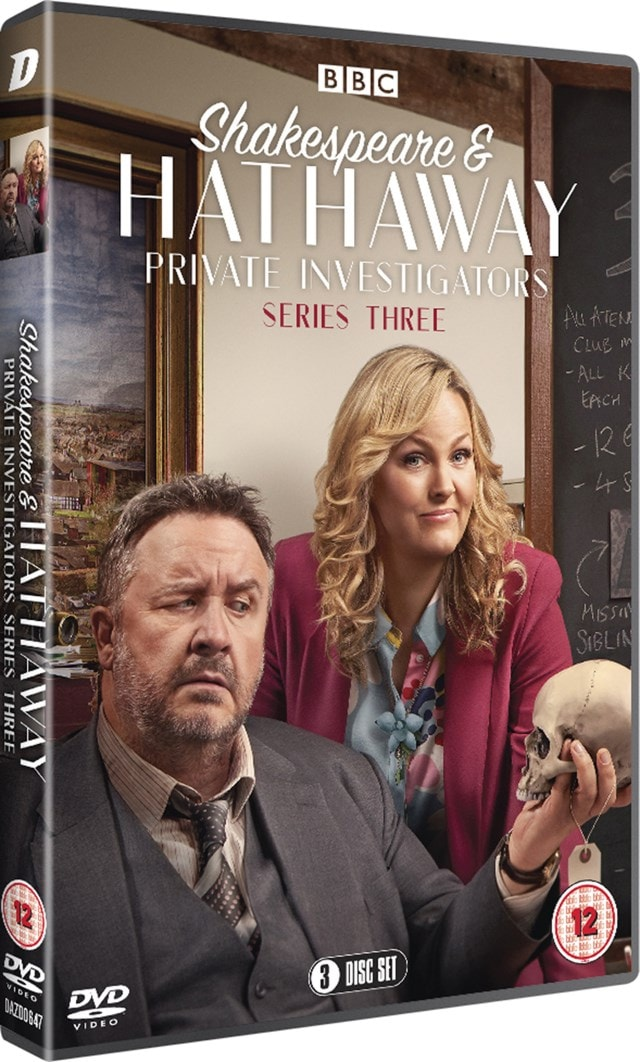 Shakespeare & Hathaway - Private Investigators: Series Three - 2