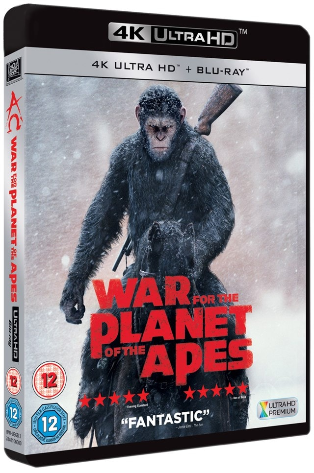 War for the Planet of the Apes - 2