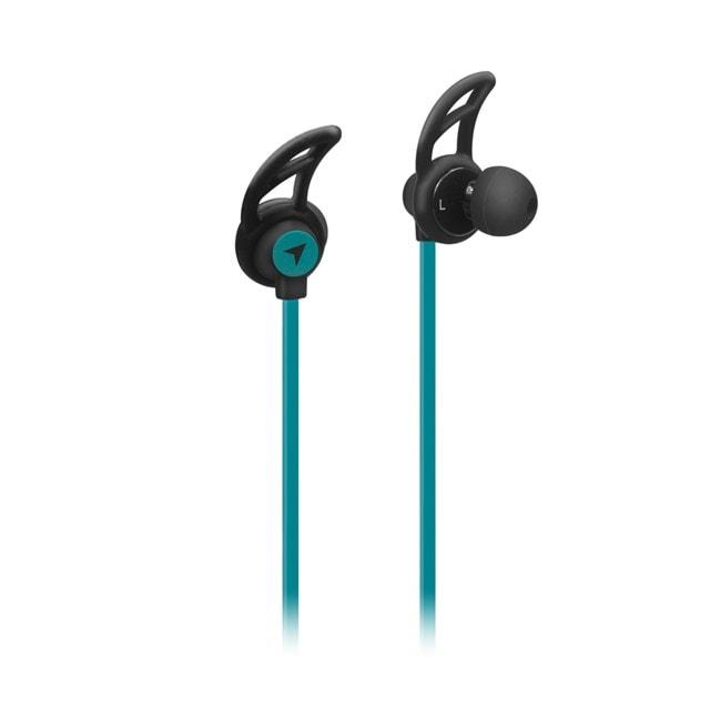 Roam Sports Pro Teal Bluetooth Earphones - 3