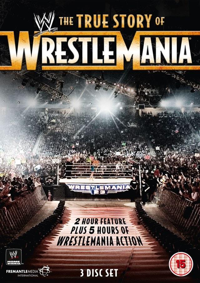 WWE: The True Story of WrestleMania - 1