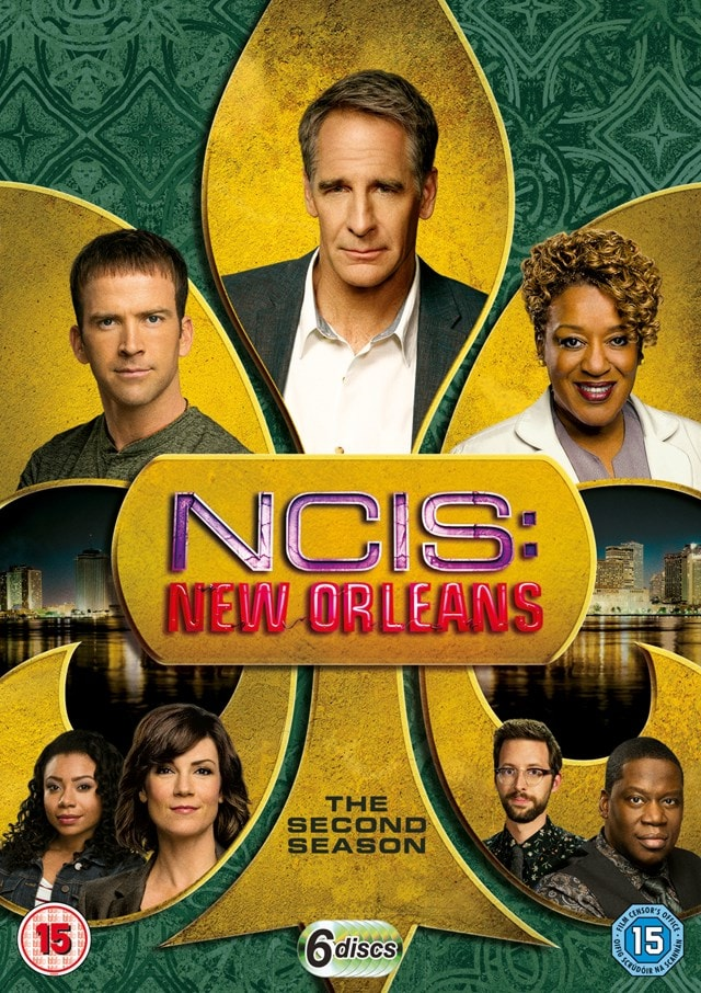 NCIS New Orleans: The Second Season - 1
