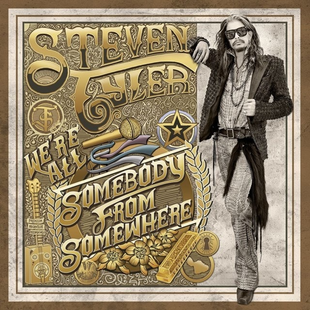 We're All Somebody from Somewhere - 1