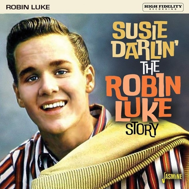 Susie Darlin' - The Robin Luke Story - 1