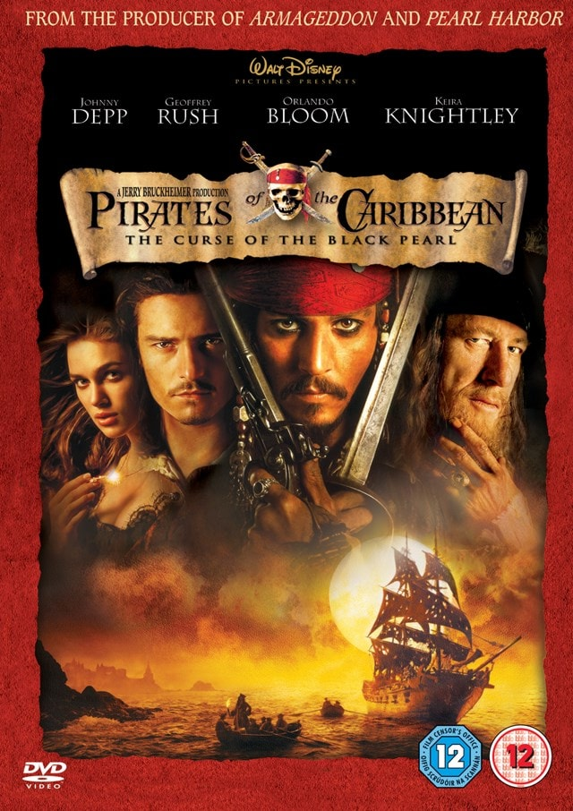Pirates of the Caribbean: The Curse of the Black Pearl - 3