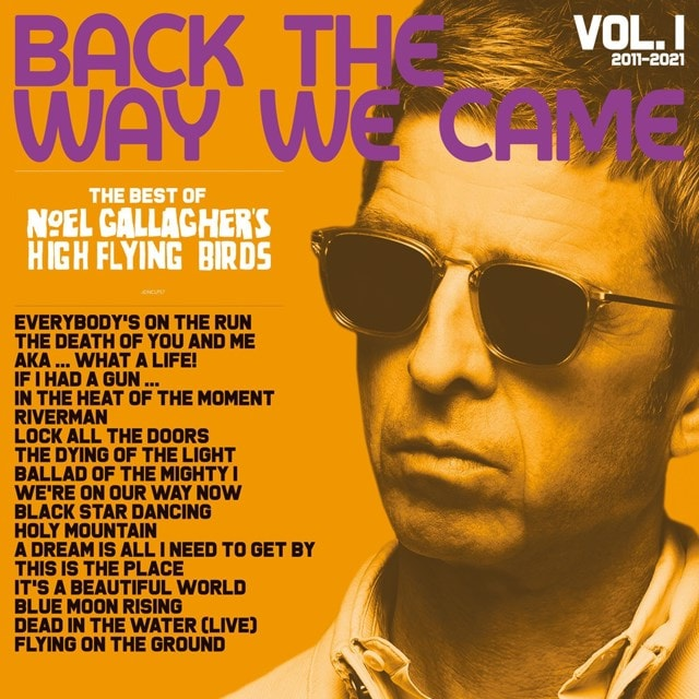 Back The Way We Came: Vol 1 (2011 - 2021) - Deluxe 3CD Hard Back Book - 2