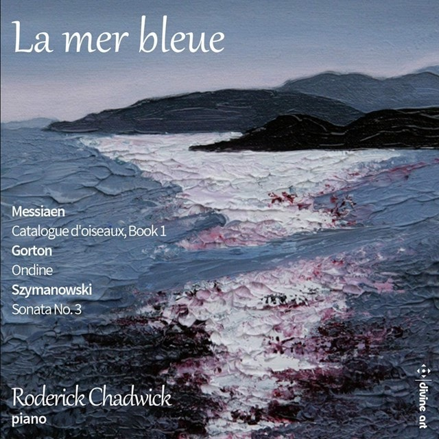 Roderick Chadwick: La Mer Bleue - 1