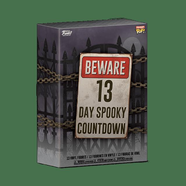 Advent Calendar: Pocket Pop: 13-Day Spooky Countdown Funko: Advent Calendar - 1