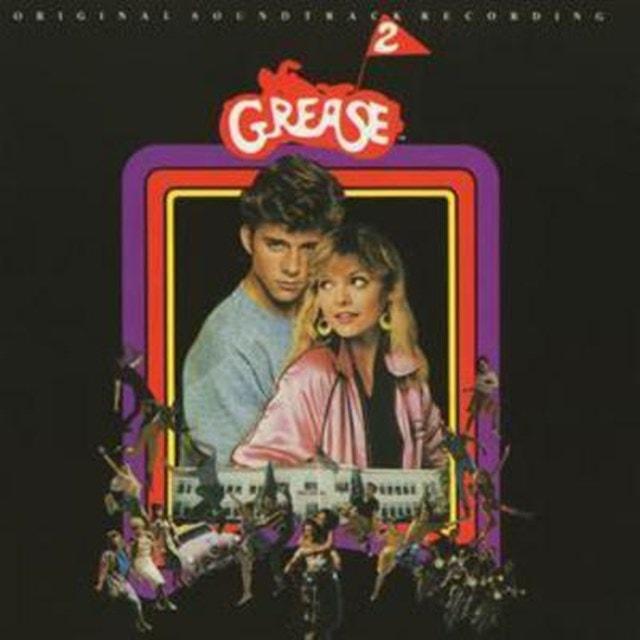Grease 2: ORIGINAL SOUNDTRACK RECORDING - 1