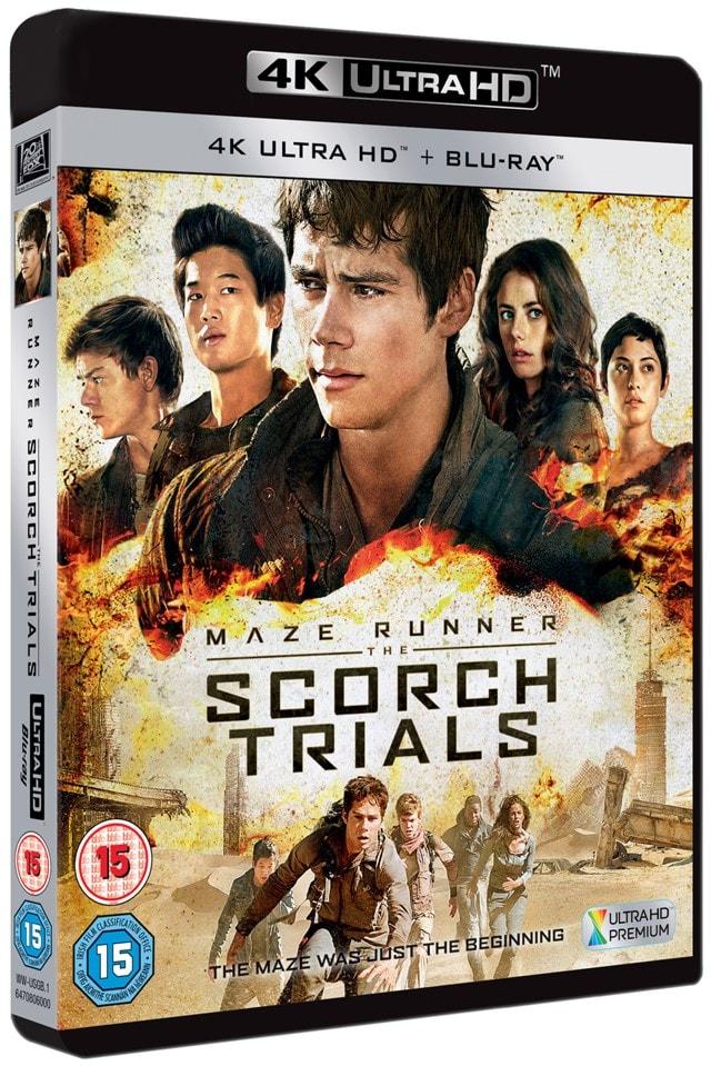 Maze Runner: Chapter II - The Scorch Trials - 2