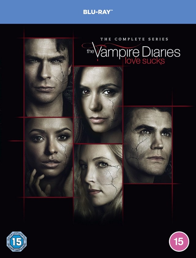 The Vampire Diaries: The Complete Series - 1