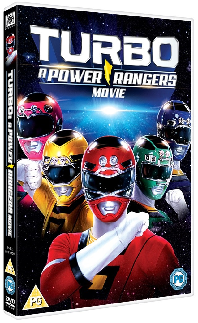 Turbo - A Power Rangers Movie - 2