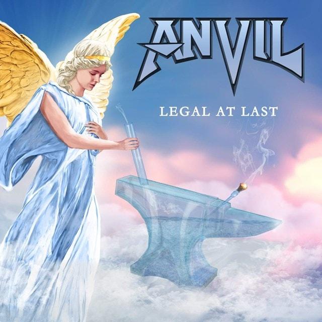 Legal at Last - 1