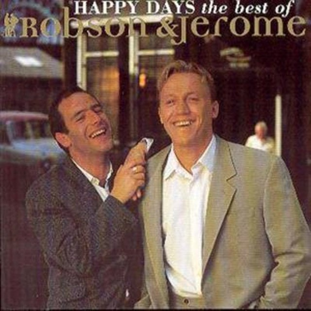 Happy Days: The Best of Robson and Jerome - 1