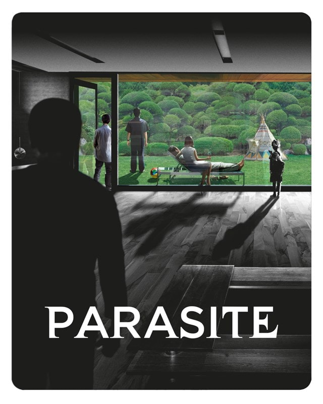 Parasite: Black and White Edition Limited Edition 4K Ultra HD Steelbook - 3