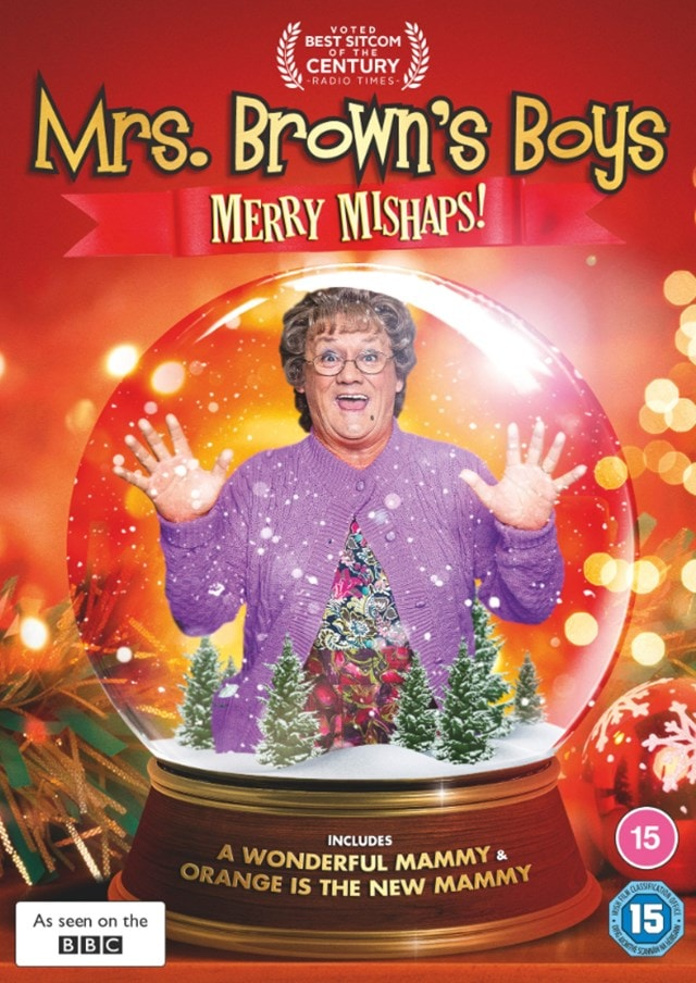Mrs Brown's Boys: Merry Mishaps - 1
