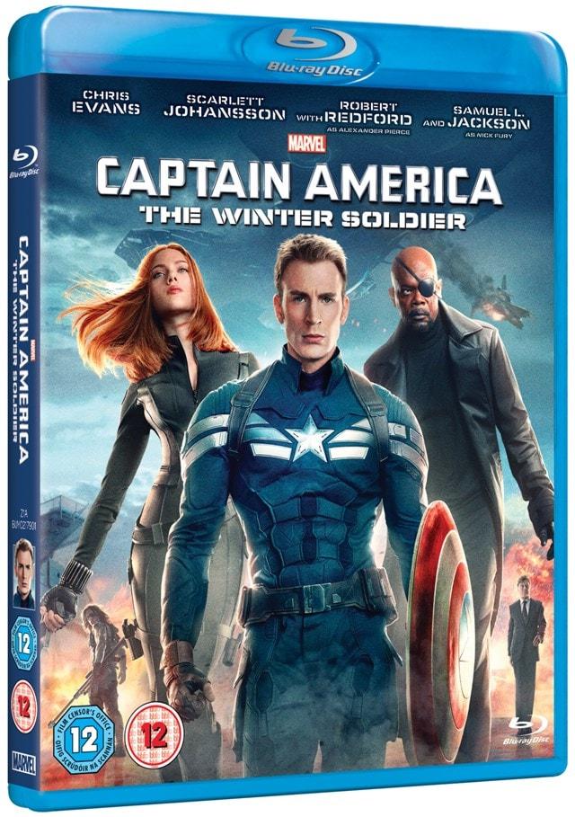 Captain America: The Winter Soldier - 4