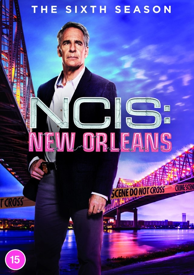 NCIS New Orleans: The Sixth Season - 1