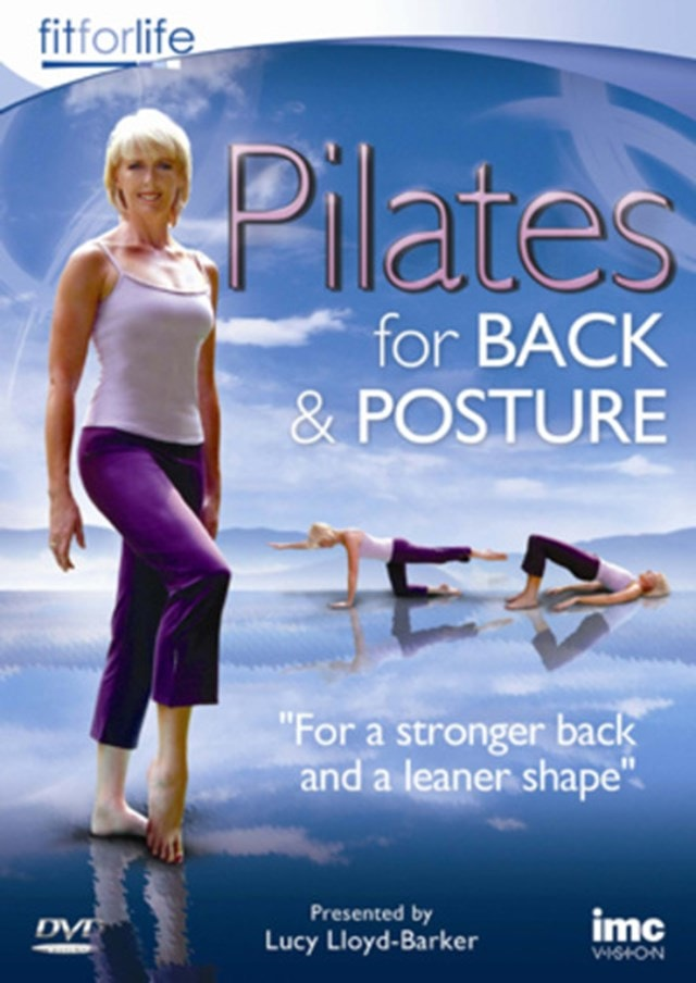 Pilates for Back and Posture - 1