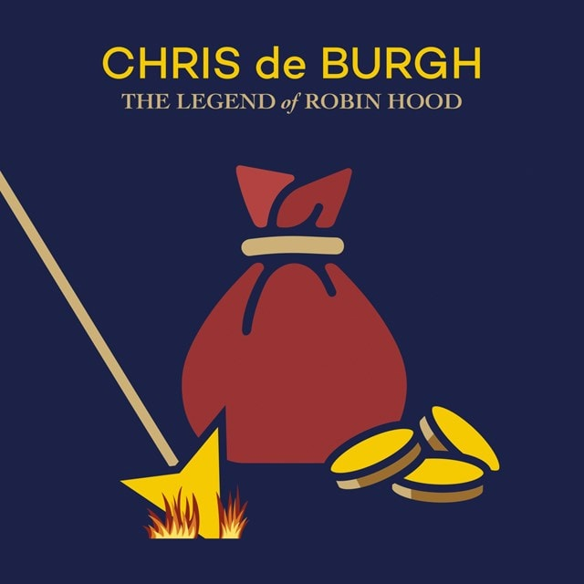 The Legend of Robin Hood - 1