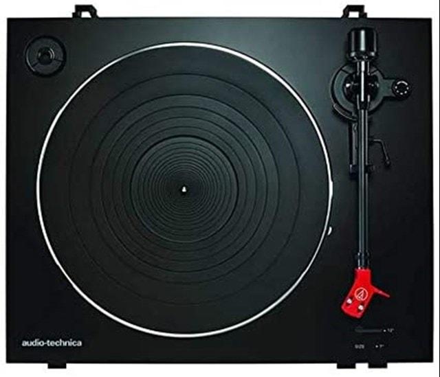 Audio Technica AT-LP3 Black Turntable - 2