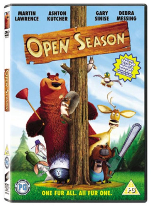 Open Season - 1