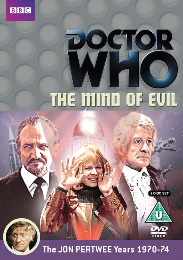 Doctor Who: The Mind of Evil - 1