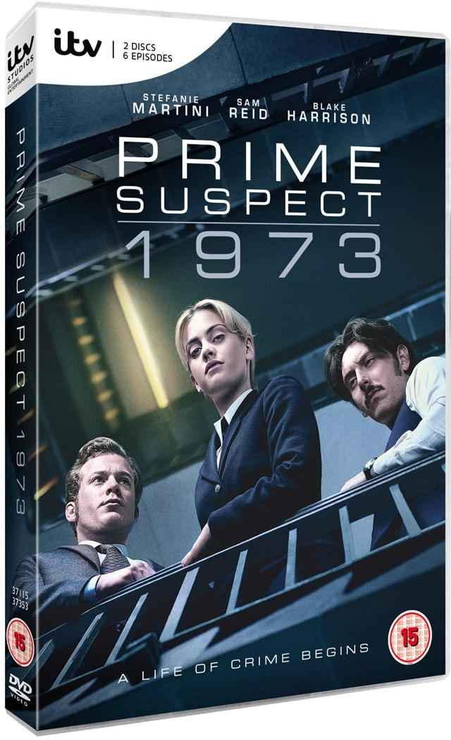 Prime Suspect 1973 - 2