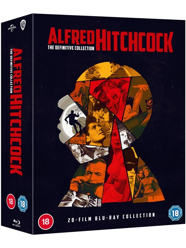 Alfred Hitchcock: The Definitive Collection (hmv Exclusive) - 1