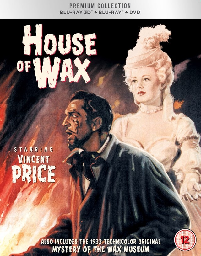 House of Wax (hmv Exclusive) - The Premium Collection - 2
