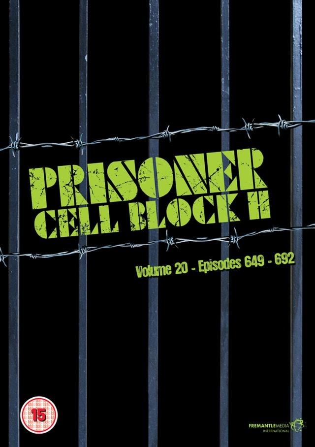 Prisoner Cell Block H: Volume 20 - 1