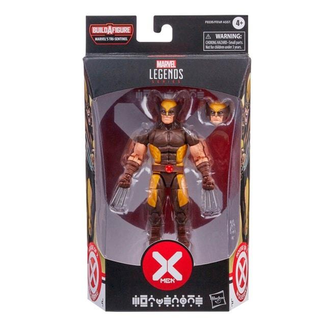 Marvel Legends Series X-Men Wolverine Action Figure - 6
