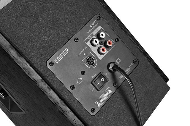 Edifier R1700BT Black Active Bluetooth Bookshelf Speakers - 3