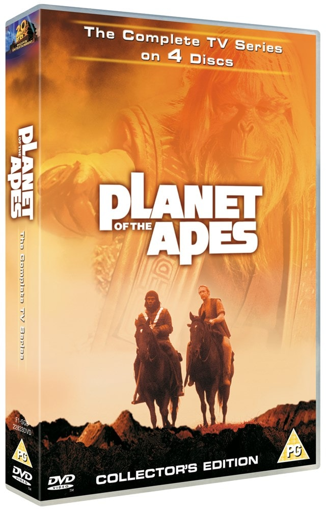 Planet of the Apes: The Complete TV Series - 2