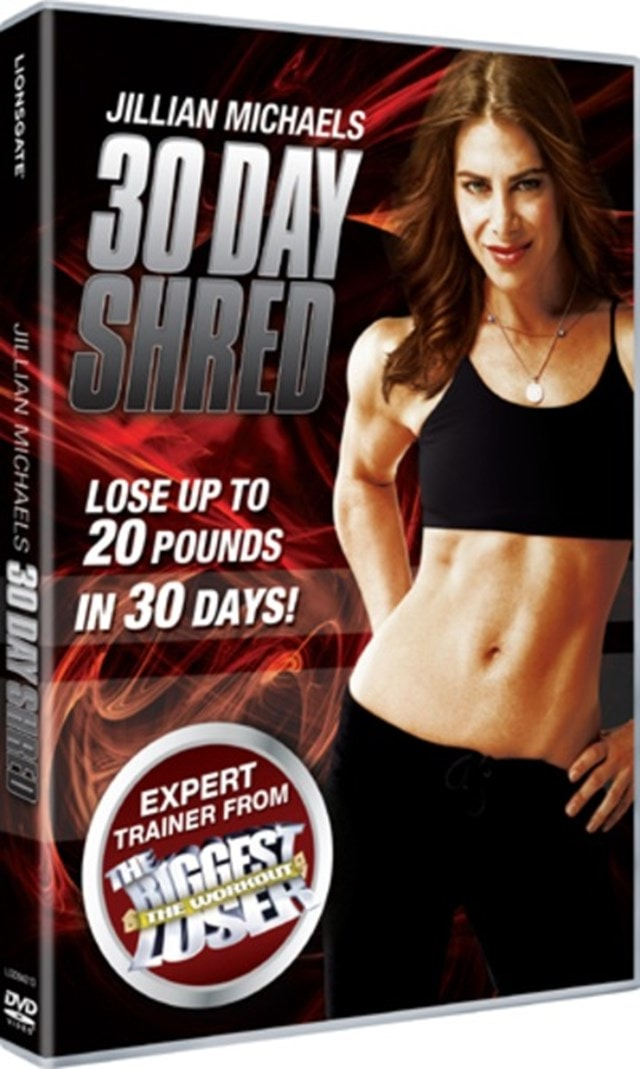 Jillian Michaels: 30 Day Shred - 1