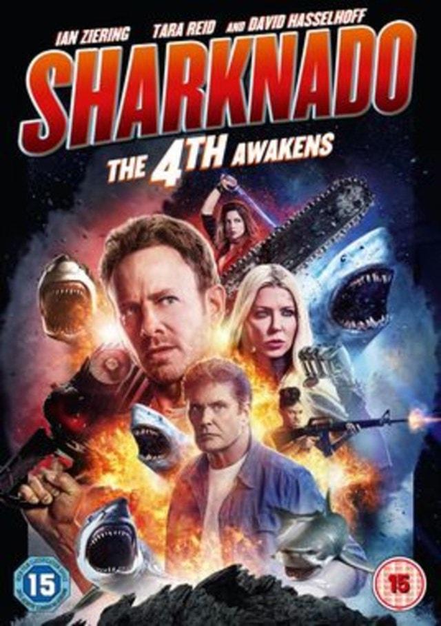 Sharknado 4 - The 4th Awakens - 1