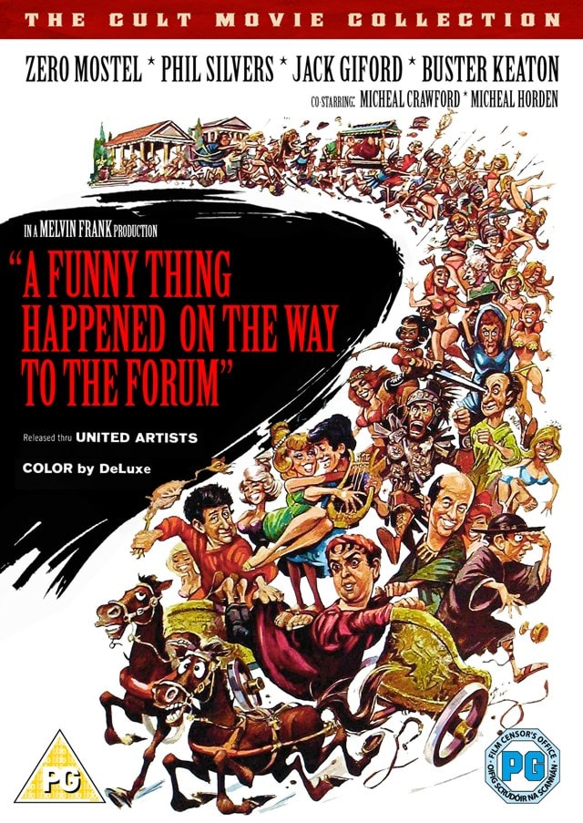 A Funny Thing Happened On the Way to the Forum - 1