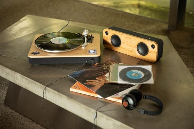 House Of Marley Stir It Up Wireless Bluetooth Turntable - 4