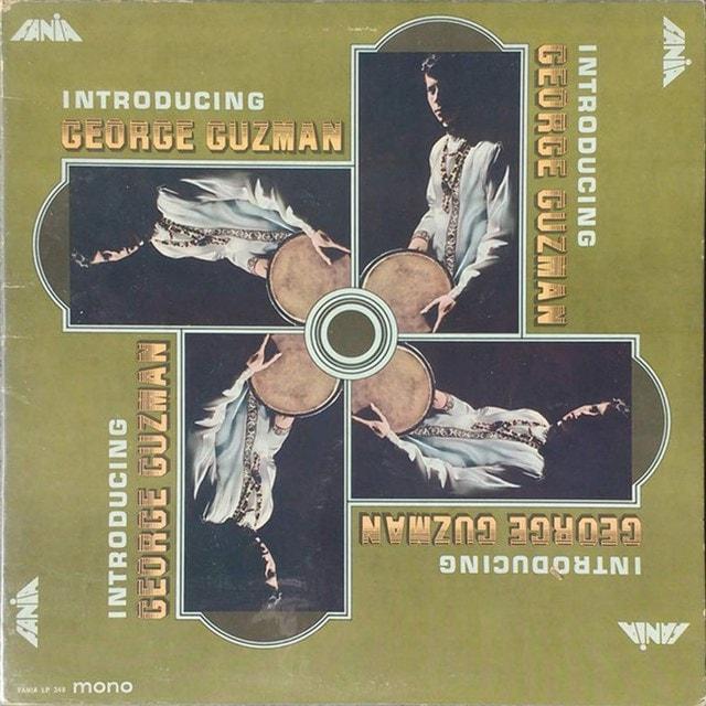 Introducing George Guzman - 1