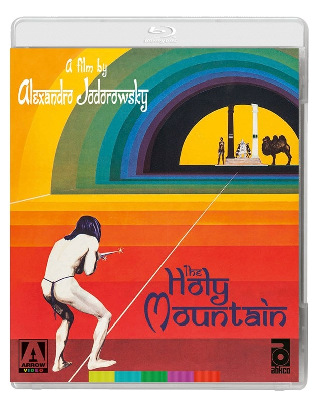 The Holy Mountain - 1